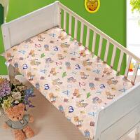 纯棉花儿童床褥棉絮垫被婴儿床定制全棉褥子定做宝宝幼儿园床垫褥