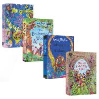 Enid Blyton Magical Faraway Tree 魔法树系列4册套装单本精装 伊妮德布莱顿 儿童英语冒