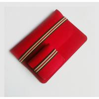 苹果笔记本电脑包11 13.3 15英寸pro羊毛毡内胆 红色 彩带款三件套