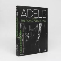正版/阿黛尔adele:皇家阿尔伯特音乐厅现场演唱会 CD+DVD
