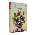 英文原版. Avengers 复仇者联盟 1(电影同名小说.赠英文音频与单词随身查APP)