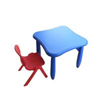 儿童宝宝桌椅/餐桌/学习桌/儿童家具 /梅花桌 梅花方桌