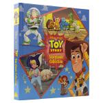 Disney Toy Story Storybook 迪士尼玩具总动员故事合集英文原版进口图画书 精装大开本 皮克斯原