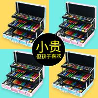 儿童画笔礼盒画画工具美术学习用品水彩笔绘画套装小学生生日礼物