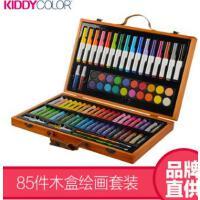 凯蒂卡乐 儿童绘画文具套装画画工具水彩笔油画棒水彩画笔美术学习用品礼品