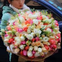 520情人节33朵玫瑰花礼盒装北京鲜花速递同城教师节鲜花全国上海武汉苏州市