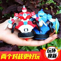 魔幻陀螺3代之机甲战车儿童拉线玩具男孩战斗盘魔幼陀螺战士