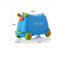 儿童行李箱 婴儿旅行箱 宝宝滑板车箱