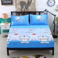 床笠单件 席梦思床罩 保护套 床垫防尘罩1.8m1.5m卡通防滑罩床套