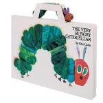 The Very Hungry Caterpillar Giant Board Book and Plush package [Hardcover]《好饿的毛毛虫》[礼品书:卡板精装,赠玩具]