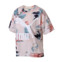 彪马PUMA女短袖T恤2018年新款57712436