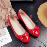O'SHELL欧希尔新品011-A10-7031韩版坡跟女士单鞋