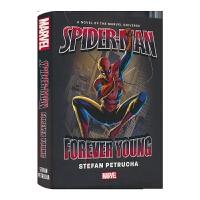 【首页抢券300-100】漫威原著长篇小说 蜘蛛侠新故事 Marvel Spider-Man Forever Young