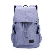 高中大学生书包男士时尚潮流背包休闲旅行包校园电脑包男包双肩包