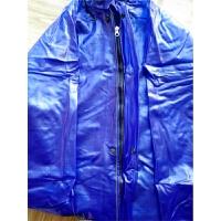 雨衣雨裤套装分体采茶农活渔业雨披工程牛筋海胶软料包不渗水户外