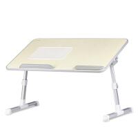 赛鲸笔记本电脑桌懒人做床上用小书桌女宿舍大学生放床上的家用可折叠升降调节支架寝室小桌子写字加高小桌板