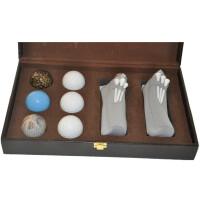 GASLION格狮伦高尔夫推杆练习皮盒套装GGRF019室内高尔夫送友好礼
