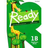 牛津小学英语教材 Oxford Ready 1B Student's Book 学生用书
