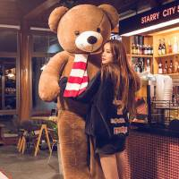 熊�公仔布娃娃玩偶毛�q玩具送女友生日�Y物大�熊抱抱熊女生