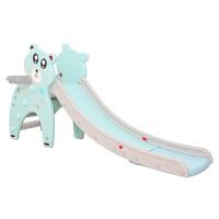 儿童室内滑梯加厚小型熊猫加高滑滑梯婴儿玩具家用小孩多功能宝宝滑梯组合