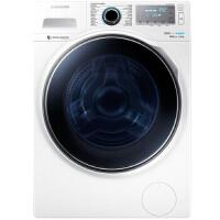 三星(SAMSUNG)WW80J7260GW/SC 8公斤全自动智能变频滚筒洗衣机 泡泡净 智能检测