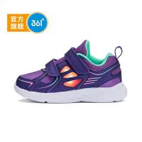 【3折到手价:77.7】361° 361度女童跑鞋秋季K81814506