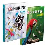 DK小博物学家:昆虫研究+鸟类观察(套装共2册)
