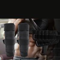隐形钢板绑腿可调负重跑步沙袋绑腿运动背心铅块绑手男女沙包