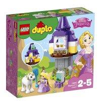 【当当自营】LEGO乐高长发公主的创意塔 10878