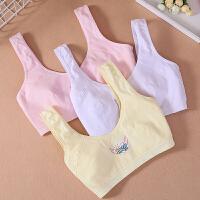 女童内衣发育期新款女孩小背心儿童文胸中大童抹胸小学生胸罩