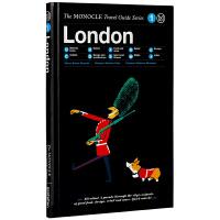 【Monocle Travel Guide】Monocle旅行指南:London,伦敦 英文原版旅行图书
