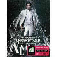 正版高清汽车载DVD刘德华 2010+2011中国巡回演唱会歌曲碟片光盘