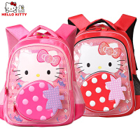 HELLO KITTY 凯蒂猫儿童小学生书包可爱KT猫女童卡通双肩包