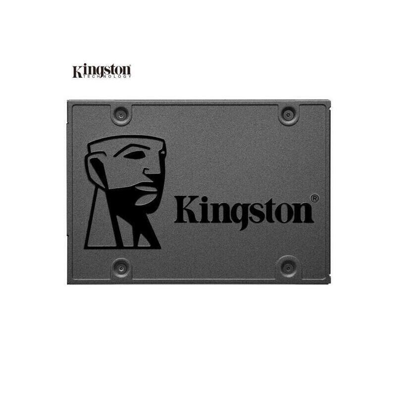 金士顿(Kingston)A400系列 120G SATA3 固态硬盘 Phison双通道主控与TLC 闪存方案, 年度消费类SSD固态硬盘力作