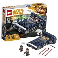 【当当自营】LEGO乐高 星球大战系列 汉・索罗的地面飞艇 75209