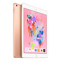 Apple iPad 平板电脑 2018新款9.7英寸(128G WLAN版/A10 芯片/Retina显示屏/Tou