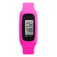 男女学生电子手表户外运动计步卡路里时尚个性多功能腕表