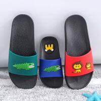 儿童拖鞋夏男女童可爱小孩室内防滑家用公主宝宝凉拖婴幼儿1-3岁2