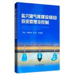 盐穴储气库建设项目投资管理及控制