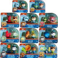 【当当自营】美泰费雪海底小纵队探险队员套装V1381儿童过家家角色玩具
