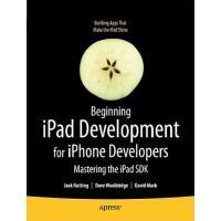 【预订】Beginning iPad Development for iPhone Developers: Maste