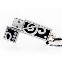 梵圣轻奢品牌圣诞节定制生日礼物男生朋友创意礼品实用diy刻字 64G USB3.0