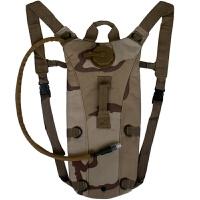 3L防尘耐压水袋背包 户外装备登山旅行军迷骑行运动折叠TPU饮水囊 水袋骑行登山折叠水壶