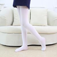 儿童连裤袜女童舞蹈袜白色打底裤袜春秋夏季薄款跳宝宝丝袜子练功