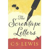 【预订】The Screwtape Letters: With Screwtape Proposes a Toast