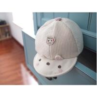 春夏季安安兔宝宝遮阳帽 婴幼儿童帽