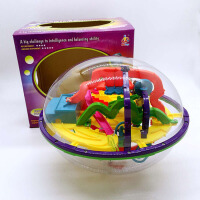 爱可优3D迷宫球魔幻智力球100关-299关益智迷宫走珠玩具