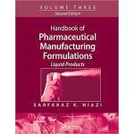 【预订】Handbook of Pharmaceutical Manufacturing Formulations: