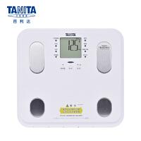 百利达(TANITA) 体脂仪 体脂秤 电子秤家用健康体重秤 脂肪测量仪秤 日本品牌 BC-565 白色