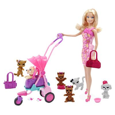 娃娃套装城堡女孩公主衣服单个换装玩具大礼盒梦想豪宅别墅